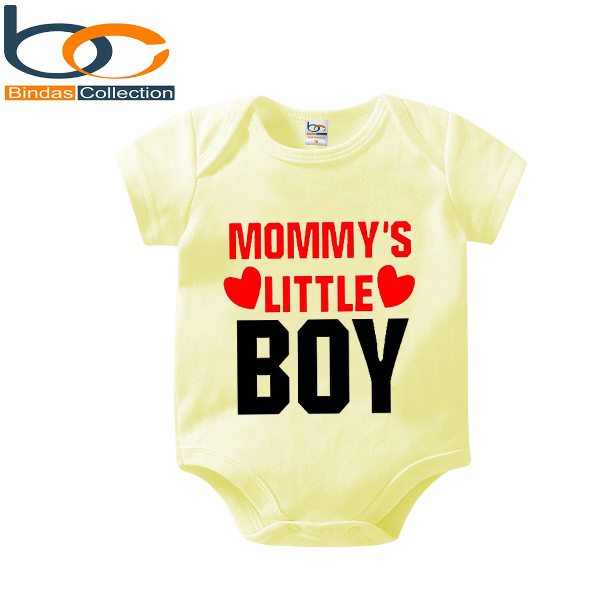 Bindas Collection Summer Trendy Printed Romper For Babies