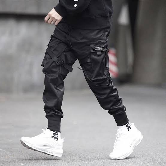 A Cargo trouser