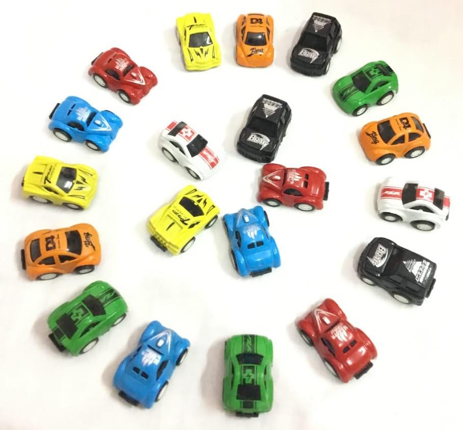 Pack of 10 - Mini Die Cast Super Speed Metal Racing Car Toys - Kids & Boys Toys Diecast Car