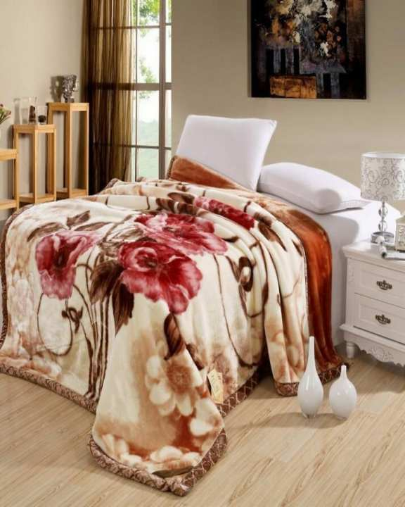 Double PLY & Double Bed Embossed