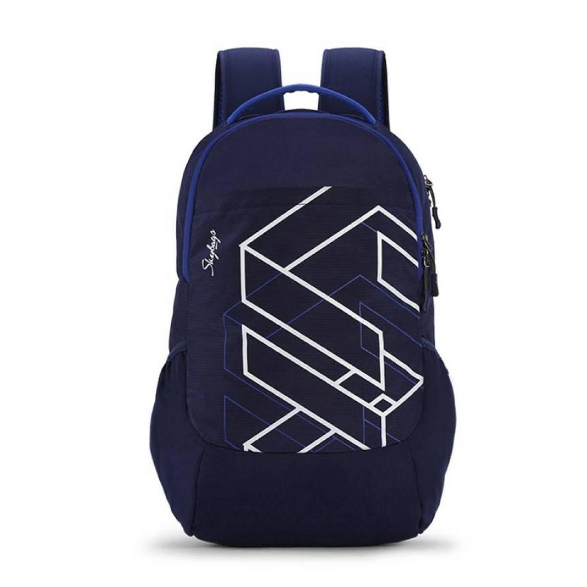SKYBAGS FELIX 01 SCHOOL BAG BACKPACK BLUE