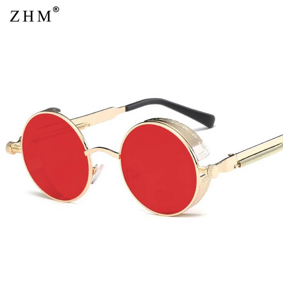 stylish mercury Sun Glasses Occident Fashion Colourful round Mercury Sunglasses trendy fashion 2020 Hot Sale glasses latest Fashion Glasses