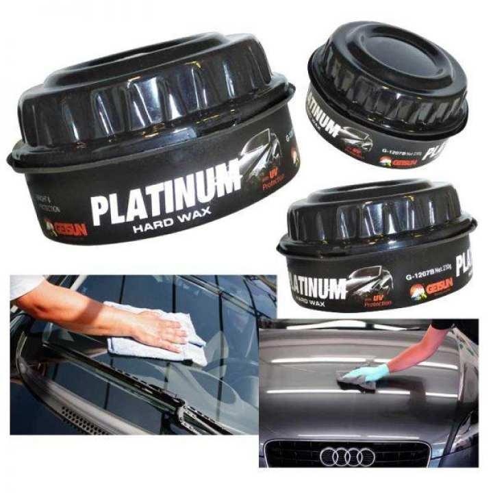 Platinum Getsun Car Hard Wax