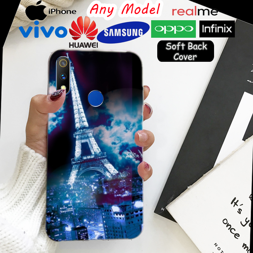 Universal Ladies Fancy Mobile Cover Phone