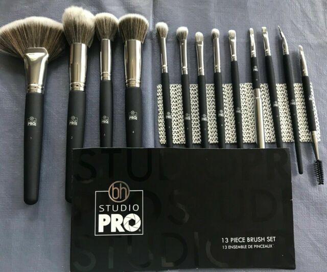 Bh brush Studio Pro 13 pc set: Buy Online at Best Prices in Pakistan |  Daraz.pk