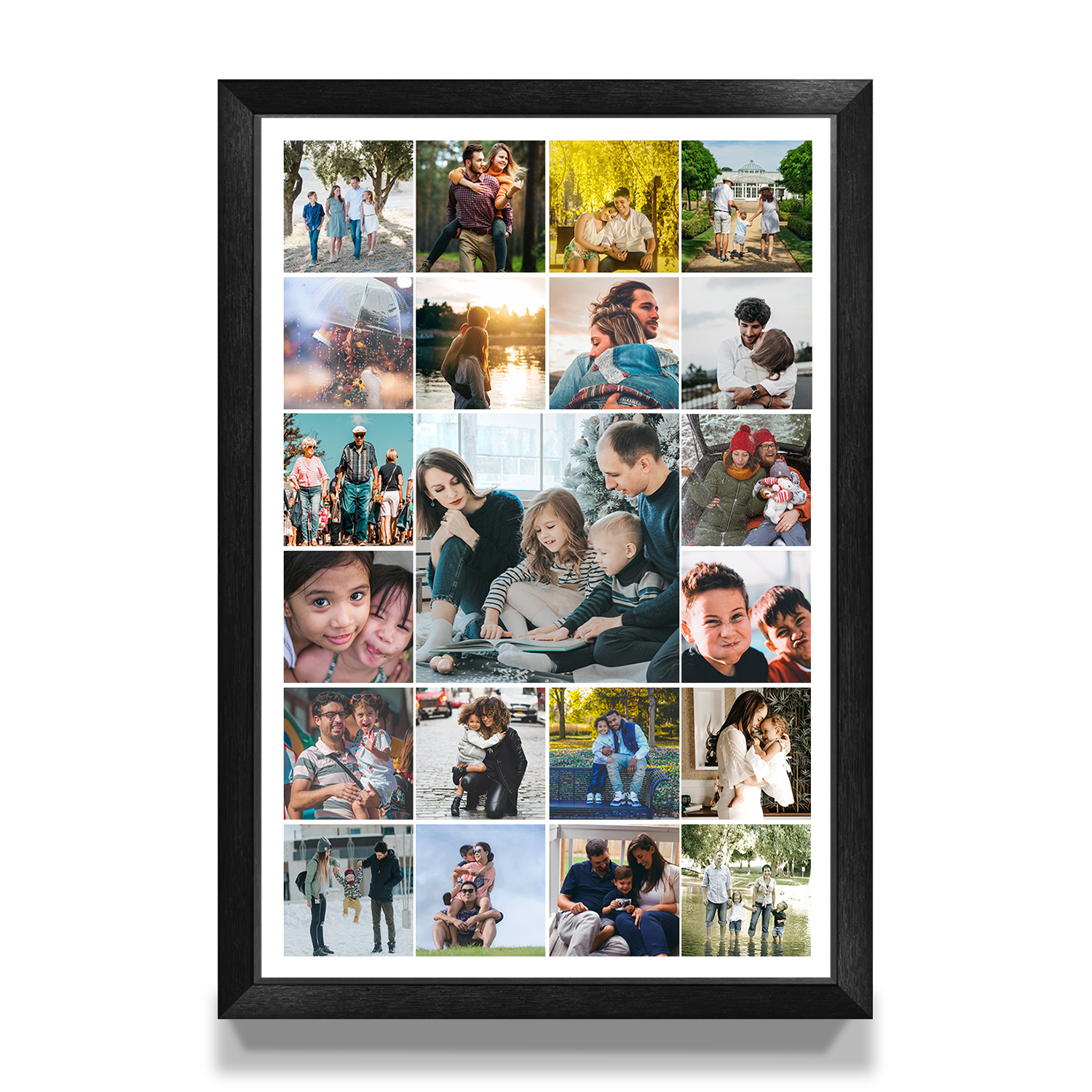 minimal frame 4*6 (empty frames) without print front glass hanging or stand optional