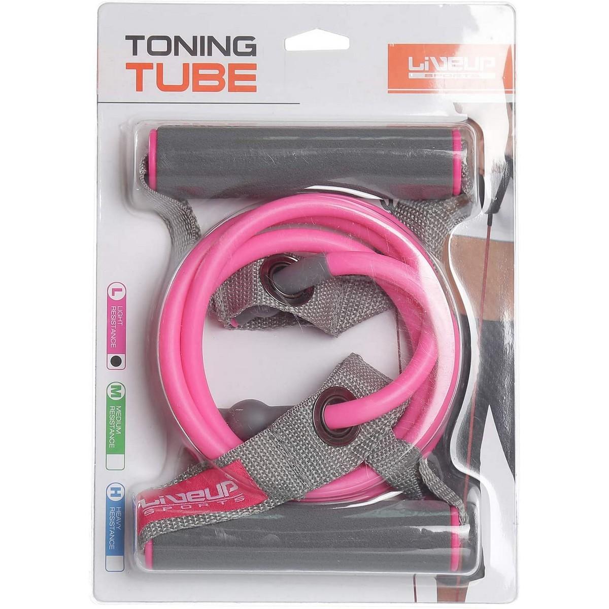 Toning Tube Live Up Brand  Resistance LS3201