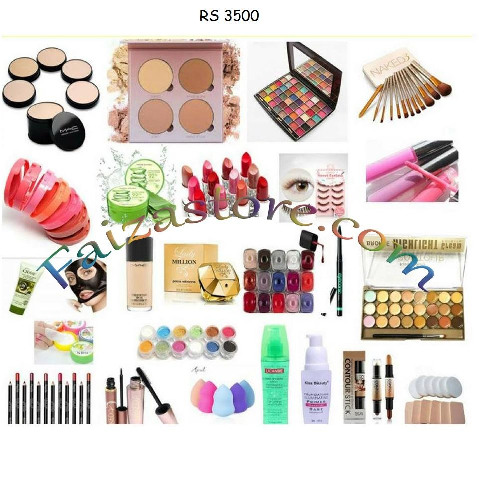 Makeup Product Deals Worth Almost 700 Mix Make up Items
