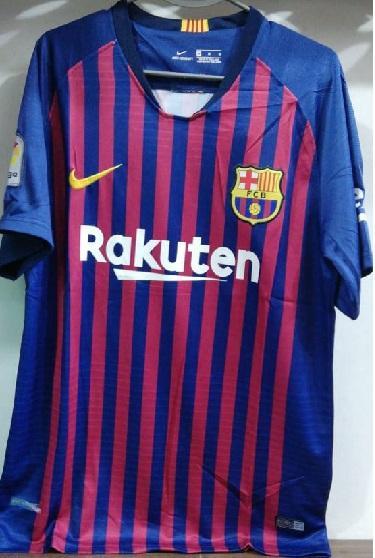 free shipping 65ea5 56f3b Barcelona 2019OriginalFootball Kit(Shirt+Niker)