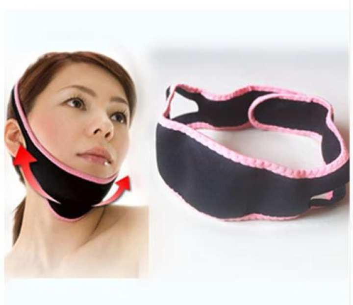 Face Lift Up Thermal Belt - 100% Slim Double Chin & Face Guaranteed