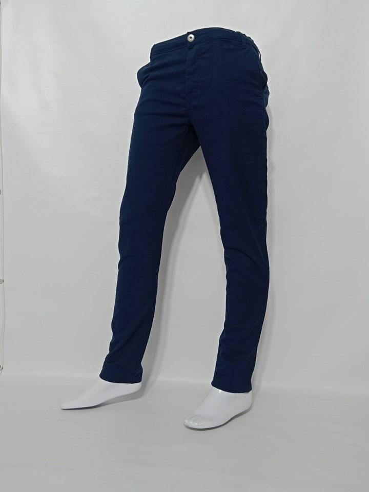 9da3d32dc1 Navy Blue Cotton Pants (Zara Man)