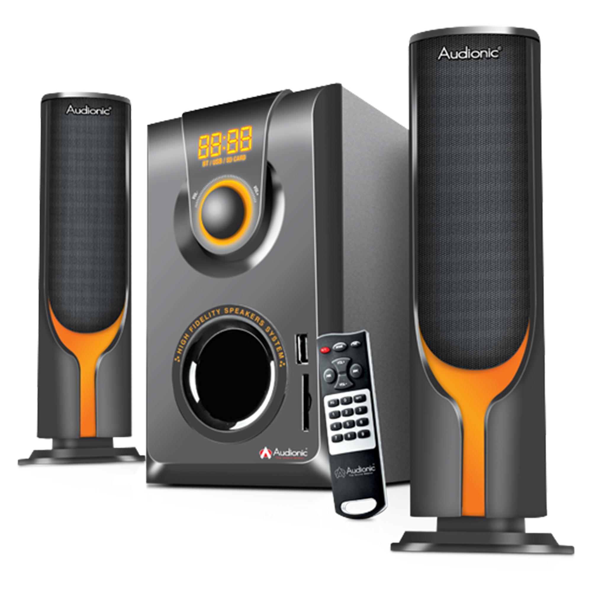 709eeb7a14c Audionic AD-7000 - Hi-Fi Woofer Speaker - Black