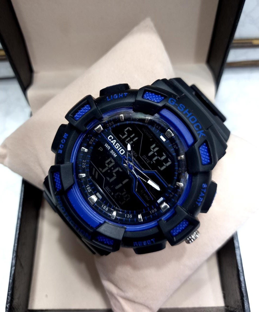 Imported Original G-SHOCK,Waterproof Multi-Function Digital Chronograph Duel Display, Dual time, light,Week, Date ,Alarm, Stylish, Fashion, Sports Watch For Mens
