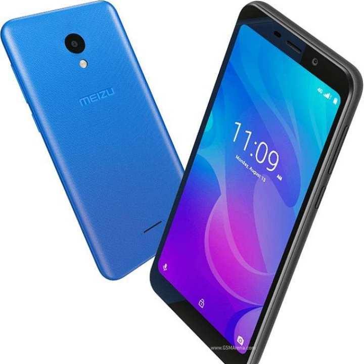 "Meizu C9 5.45"" 16 GB ROM 2 GB RAM Dual Sim Blue"