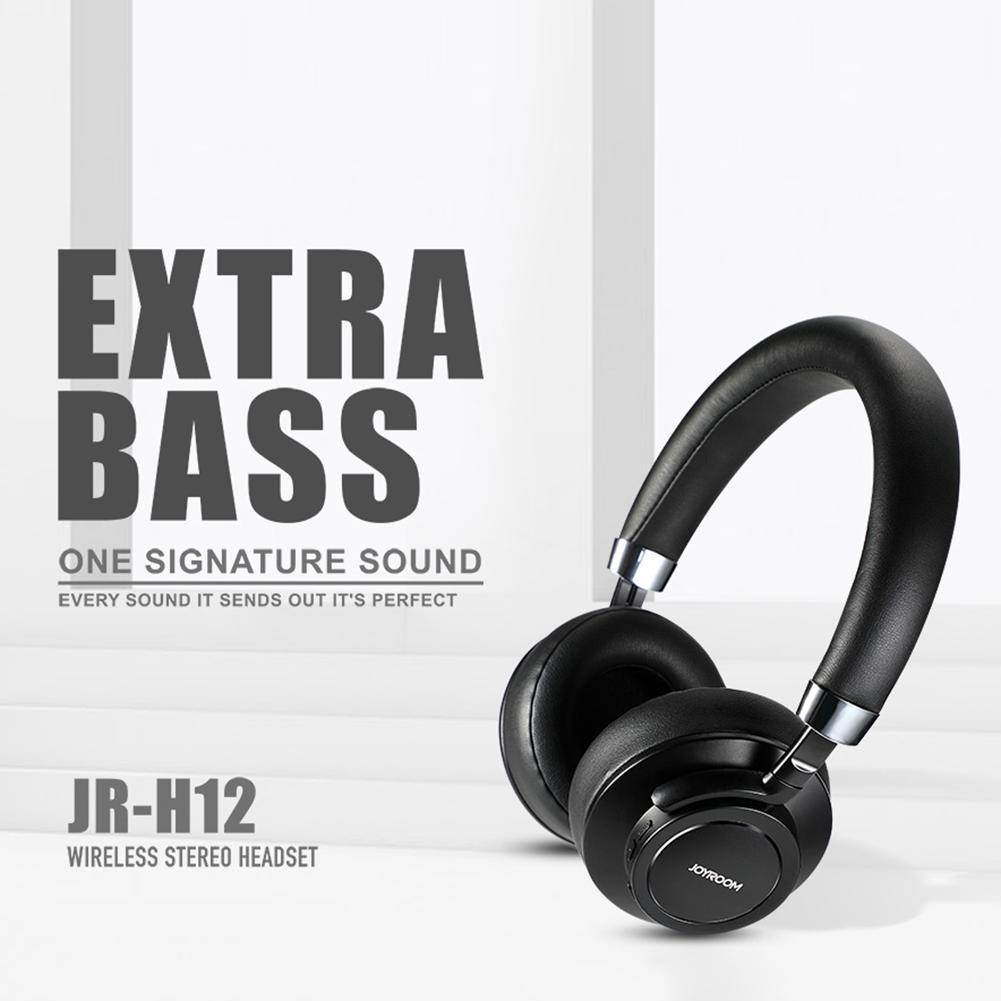 317352a0ca8 JOYROOM JR-H12 Wireless Bluetooth Headphone Over-Ear Stereo Headset: Buy  Online at Best Prices in Pakistan | Daraz.pk