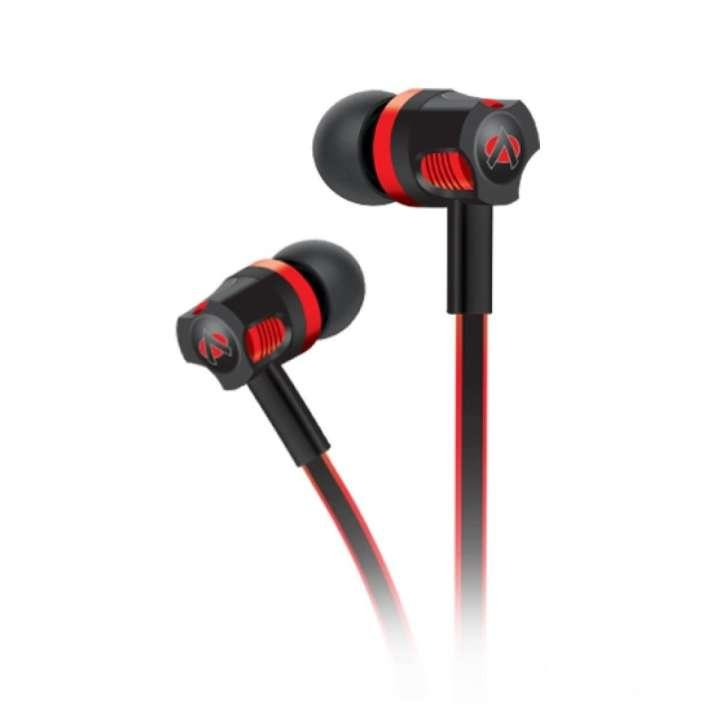 AUDIONIC T50 THUNDER In-ear Earphone Earbuds Stereo Sport Headphone Noise Isolating Headset with Mic for iphone Mobile phone Universal t50