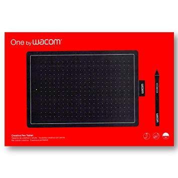 Wacom CTL-472 Digital Graphic Drawing Tablet Pad