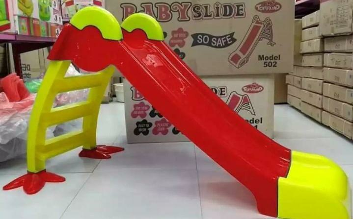 Kids Large Smooth and High Quality Slide 3 Steps