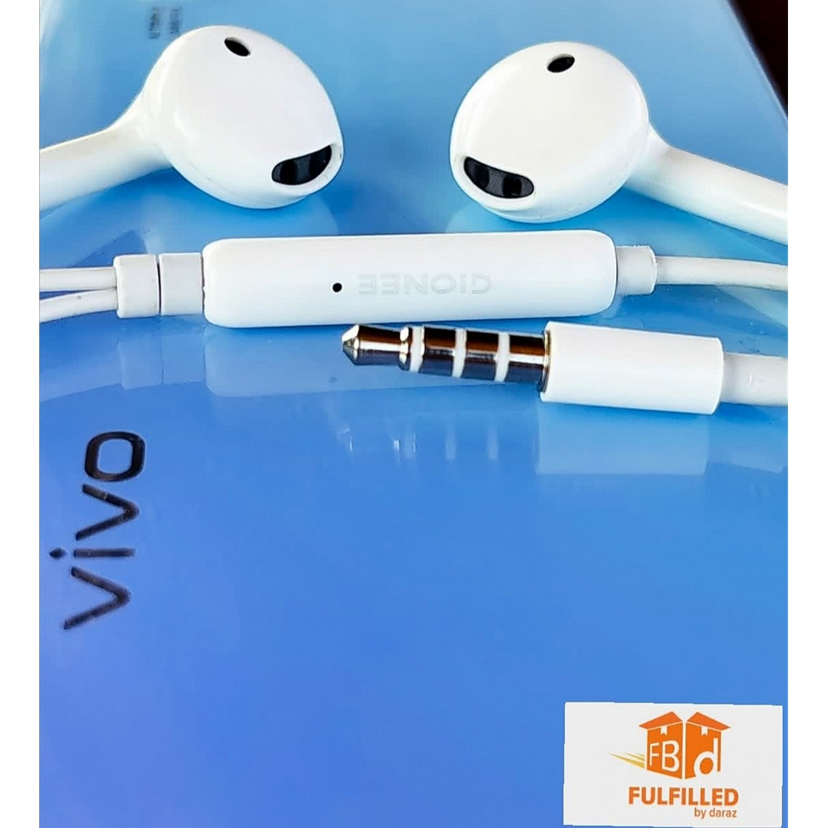 Gionee Original handsfree for Android-100% earphones connected for all mobiles-Universal Handsfree for PUBG-best mobile handsfree