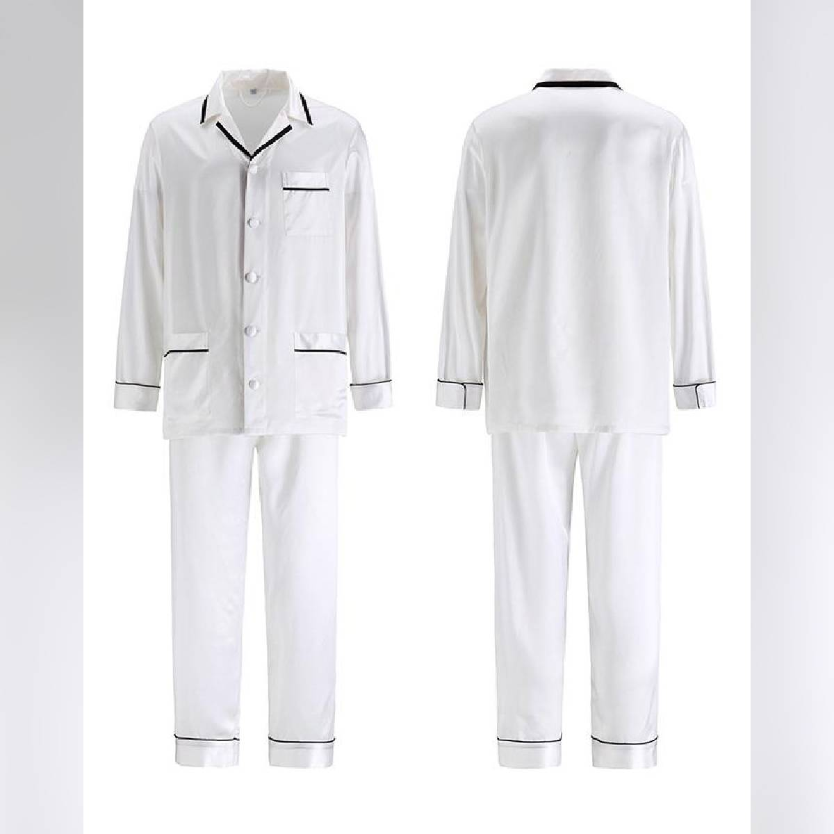 Sebastian Pajama set great for wearing around the house or to bed Sleepwear