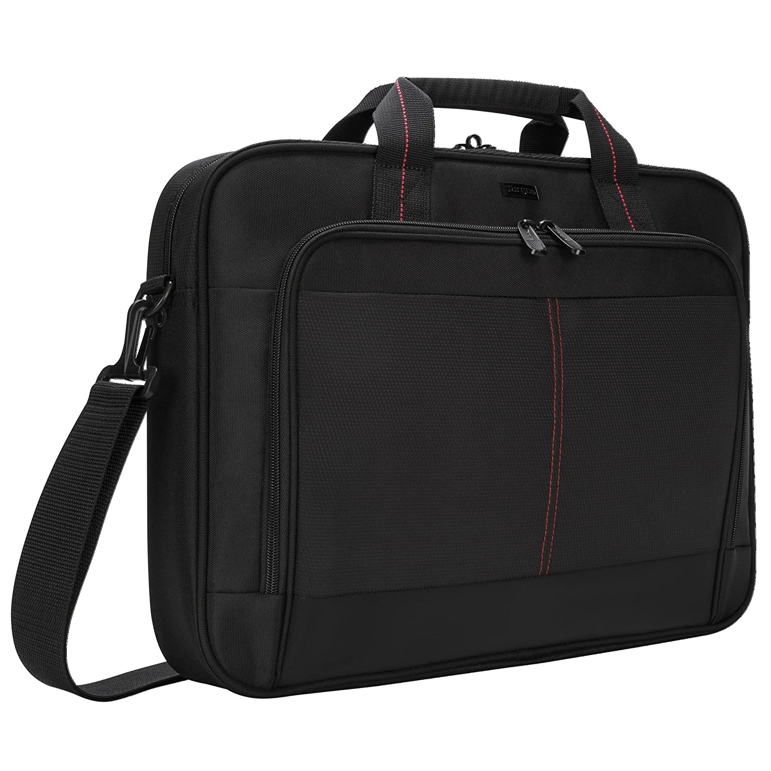 Men's business laptop , office files strong handle large capacity shoulder and hand bag