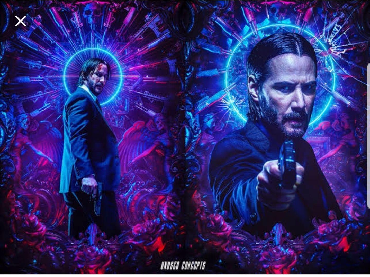 John Wick 3 (Full Movie) HD Print English