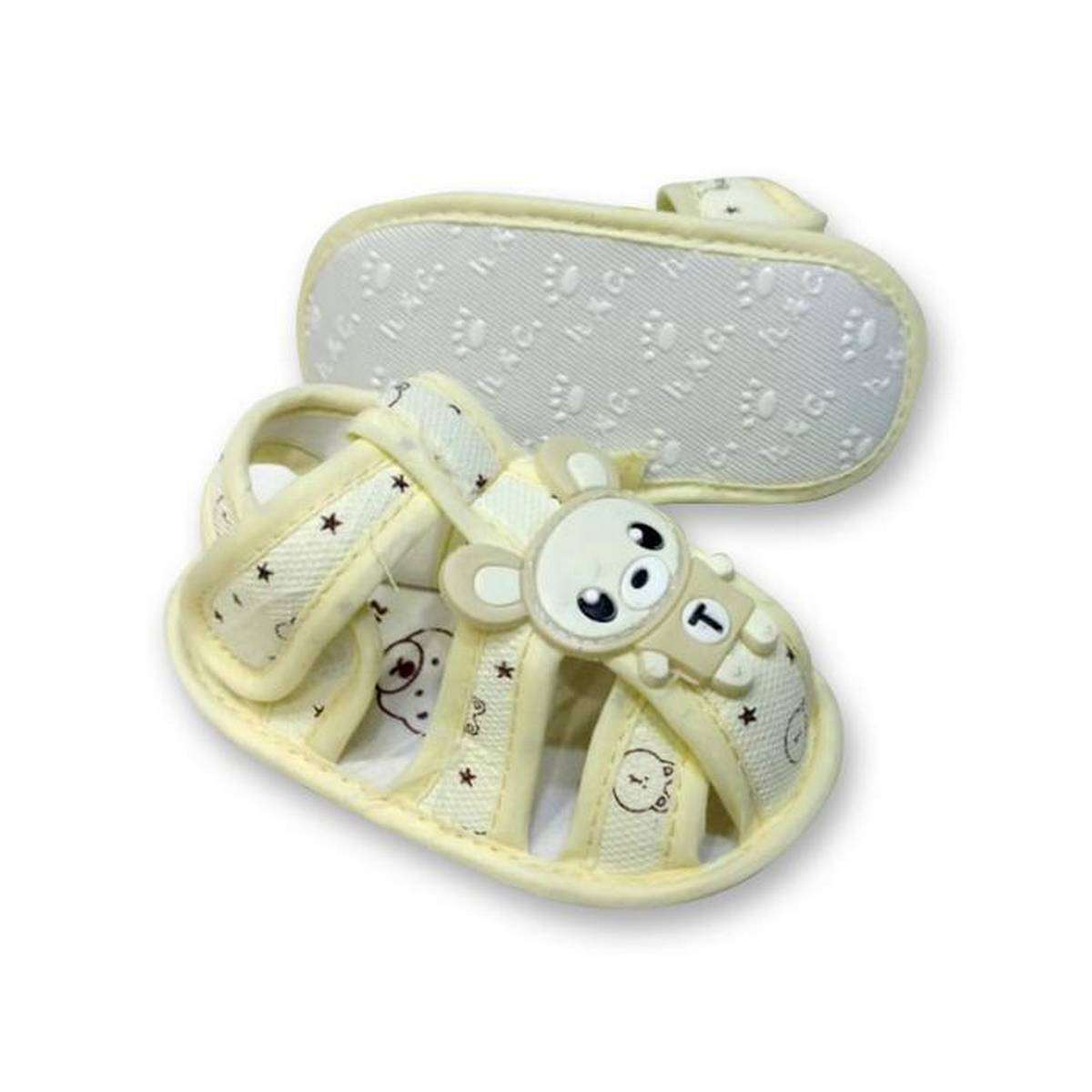 Fashion Baby Imported Sandals Cool Solf Bottom Sandals First Walkers Cute cartoon