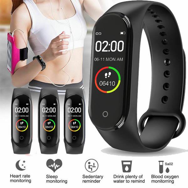 M5 Smart Bracelet Waterproof Smart Band Fitness Tracker Sport Watch Men Women smart watch