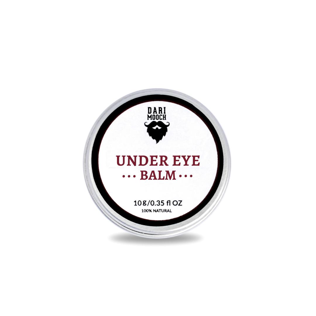 Under Eye Balm - Prevents aging, fine lines & wrinkles - Lightens Dark Circles - 10g