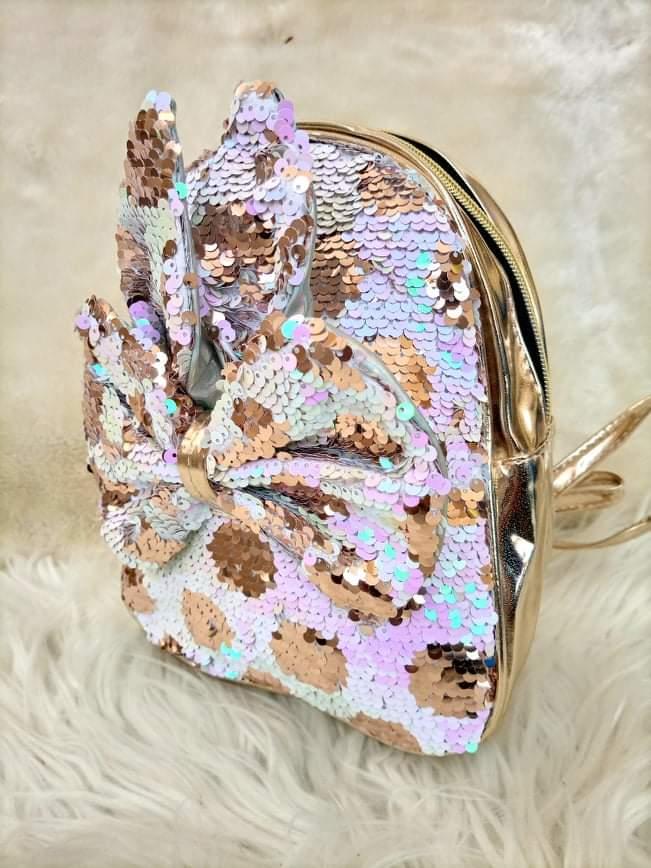 ayesha purse 2019 New Women's Backpack  Bags PU Ladies Multipurpose Knapsack Lady Plush Backpack Fashionable Rivets Woman Backpack