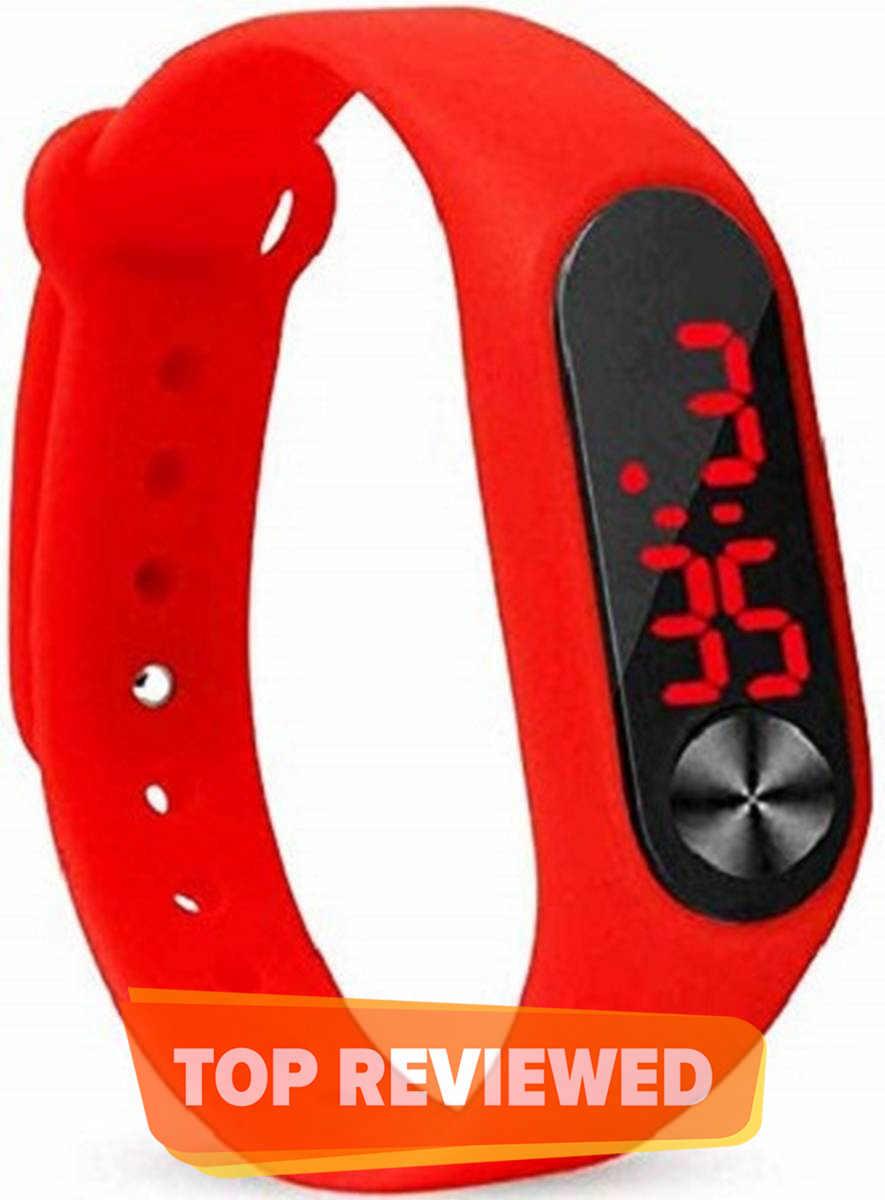 NEW LED digital Kids Watches for Girls/Boys Sport Electronic Wrist watch