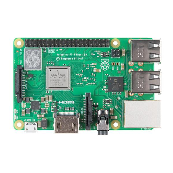 Raspberry Pi 3 Model B+ with Accessories Or Starter Kit