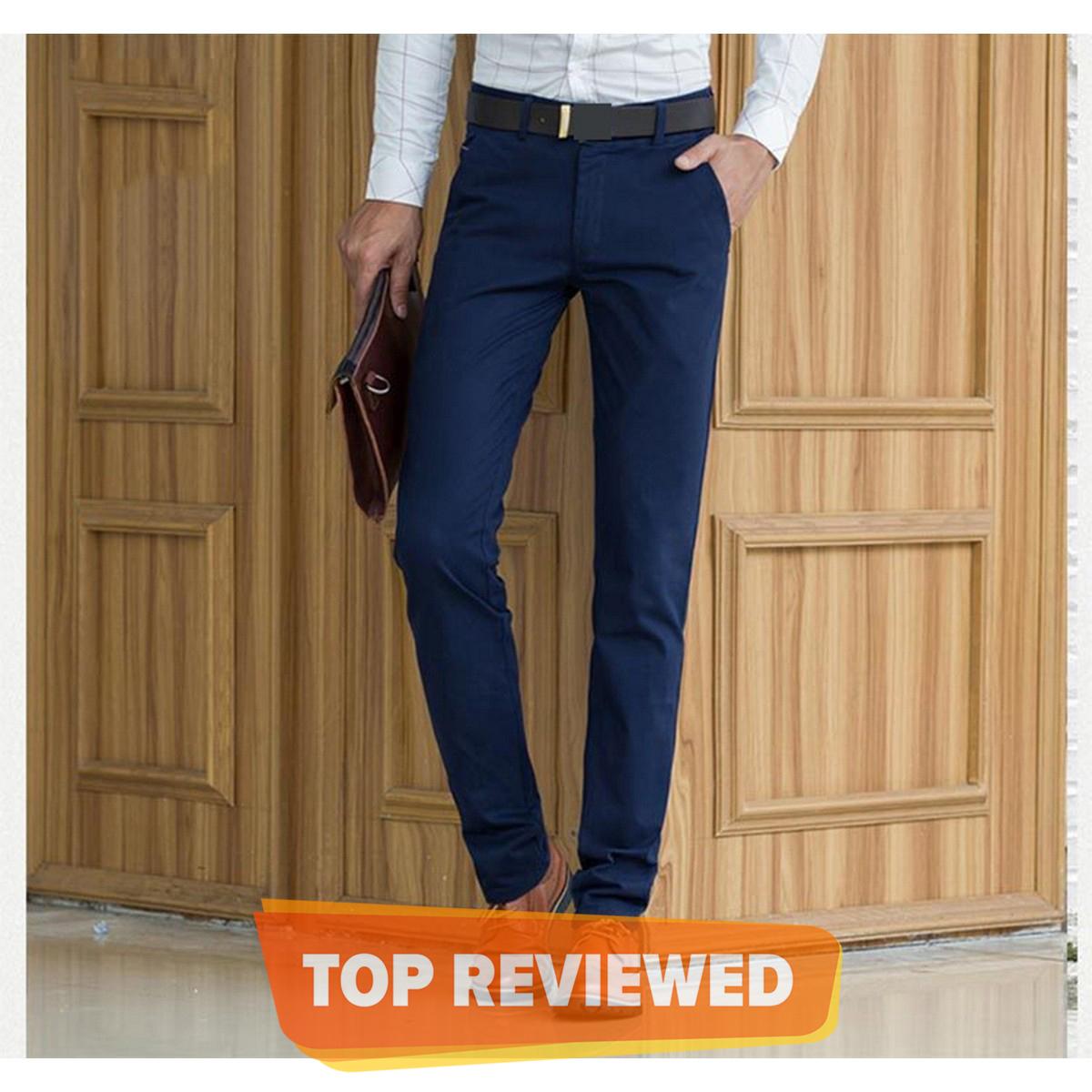 Pants For Man And Boys High Quality Blue Colour Cotton Jeans Pant 2021