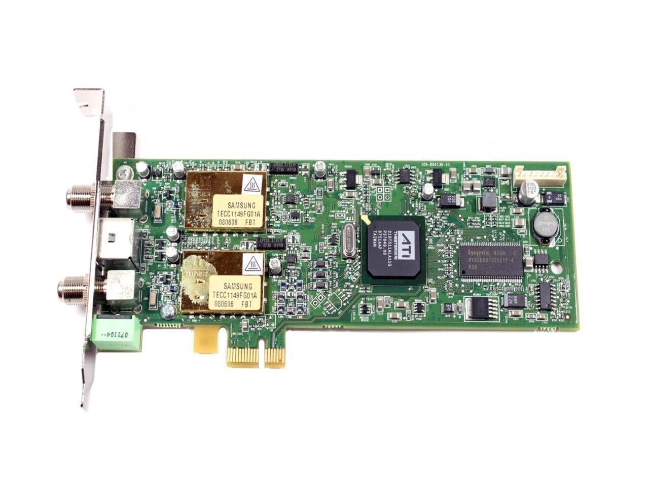 ATI Theater TV Television Wonder HD 650 Combo PCI Express PCI E Low Profile TV Tuner Card For SFF Desktop Computers Refurbished
