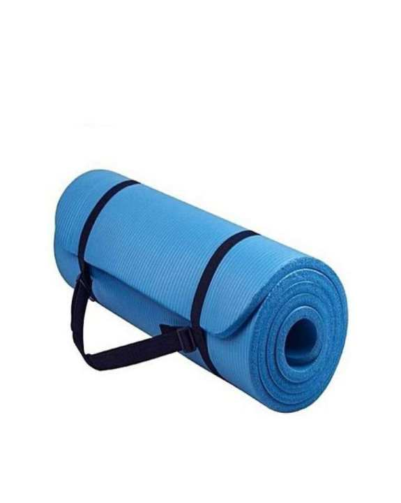New Yoga Mat 5mm - Blue