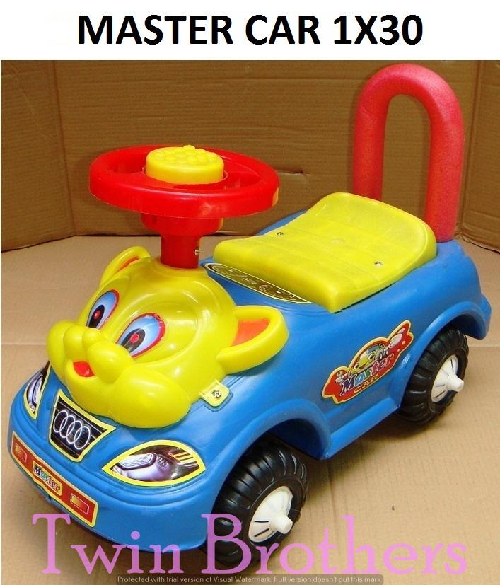 Baby Cat Riding Car