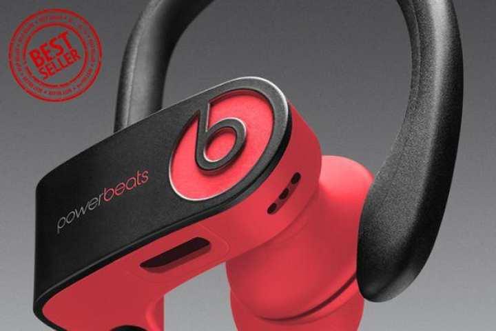 POWER BEATS 3 BLUETOOTH WIRELESS EARPHONES UNBEATABLE SOUND QUALITY HANDSFREE