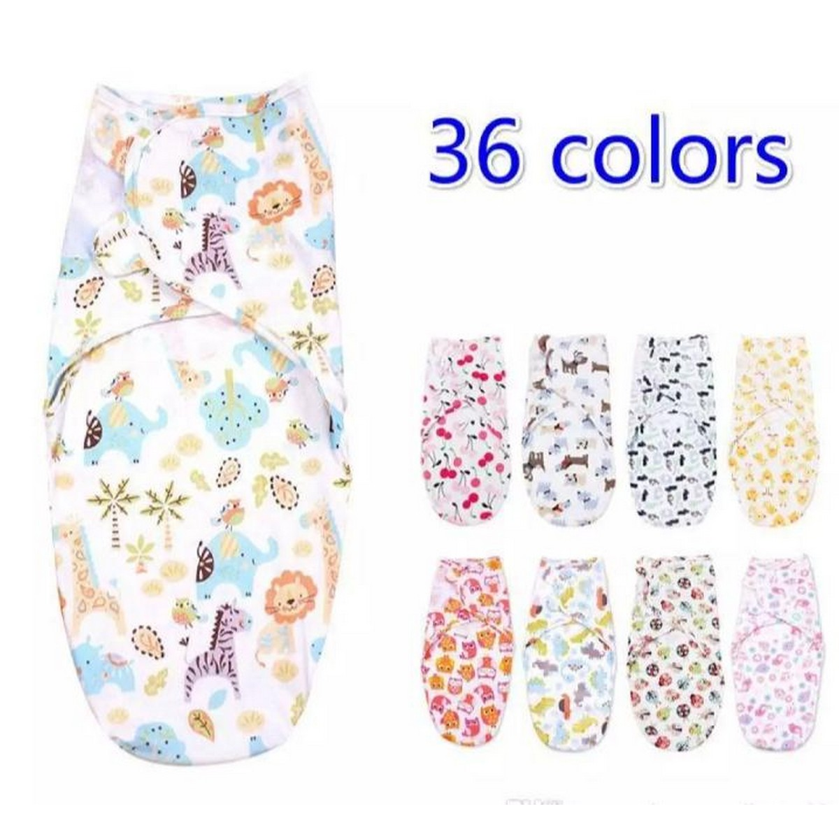 New Swaddle baby Wrap summer collection baby items
