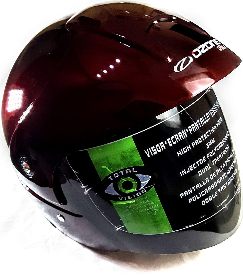 0c26c664f Ozone 5 Motorcycle Helmet