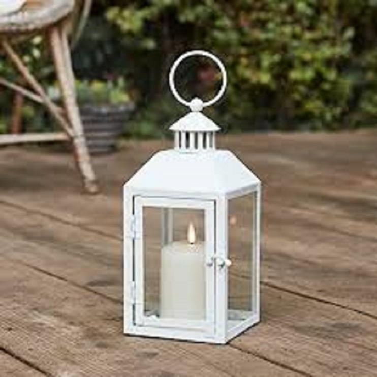 Flameless Led Candle Lantern & Holder with profited LED Candle