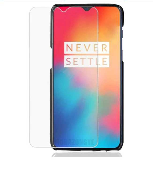 one plus 6t polish protector (simple glass protector)