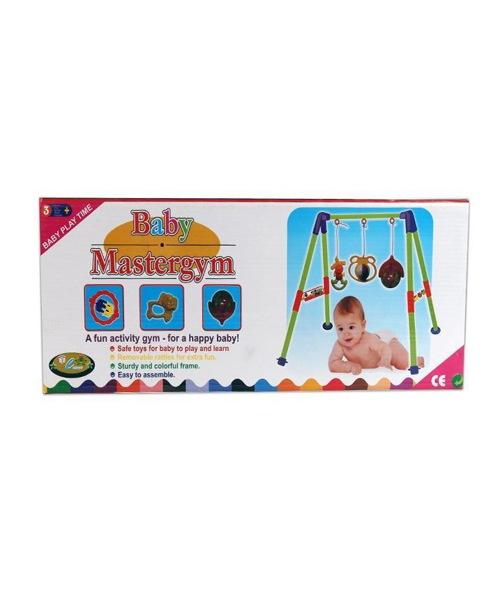Baby Masterr Rattle Activity Play Gym
