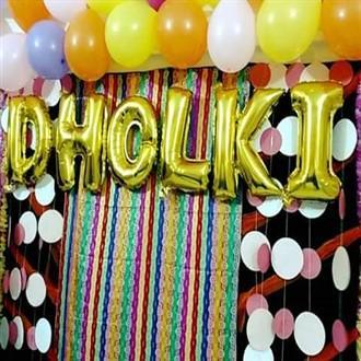 DHOLKi Foil Balloons