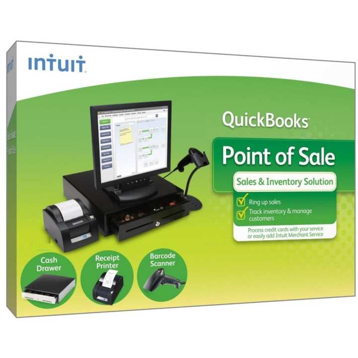 Quickbooks Point of Sale (POS)