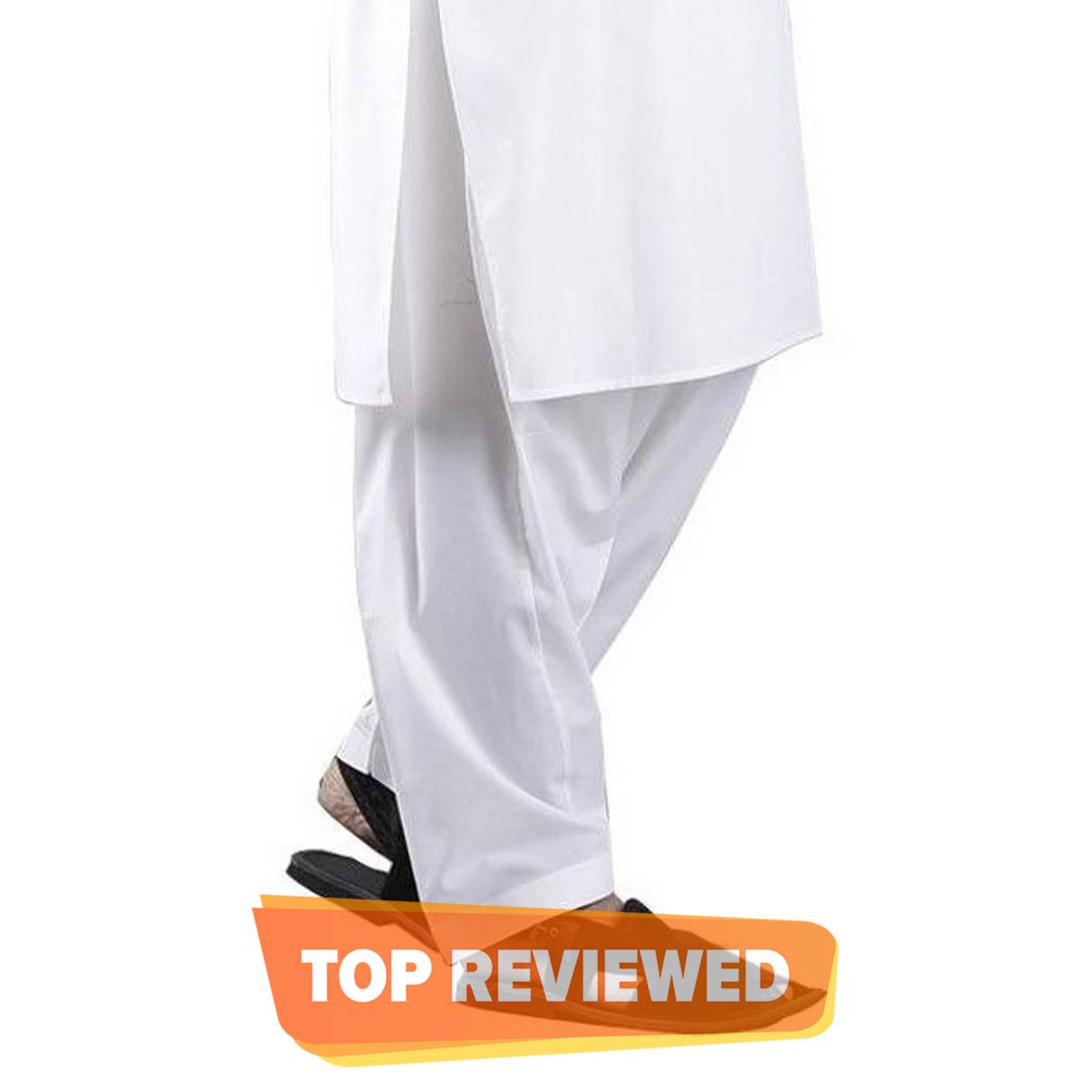 Cut Price Shalwar 100% Cotton for Men