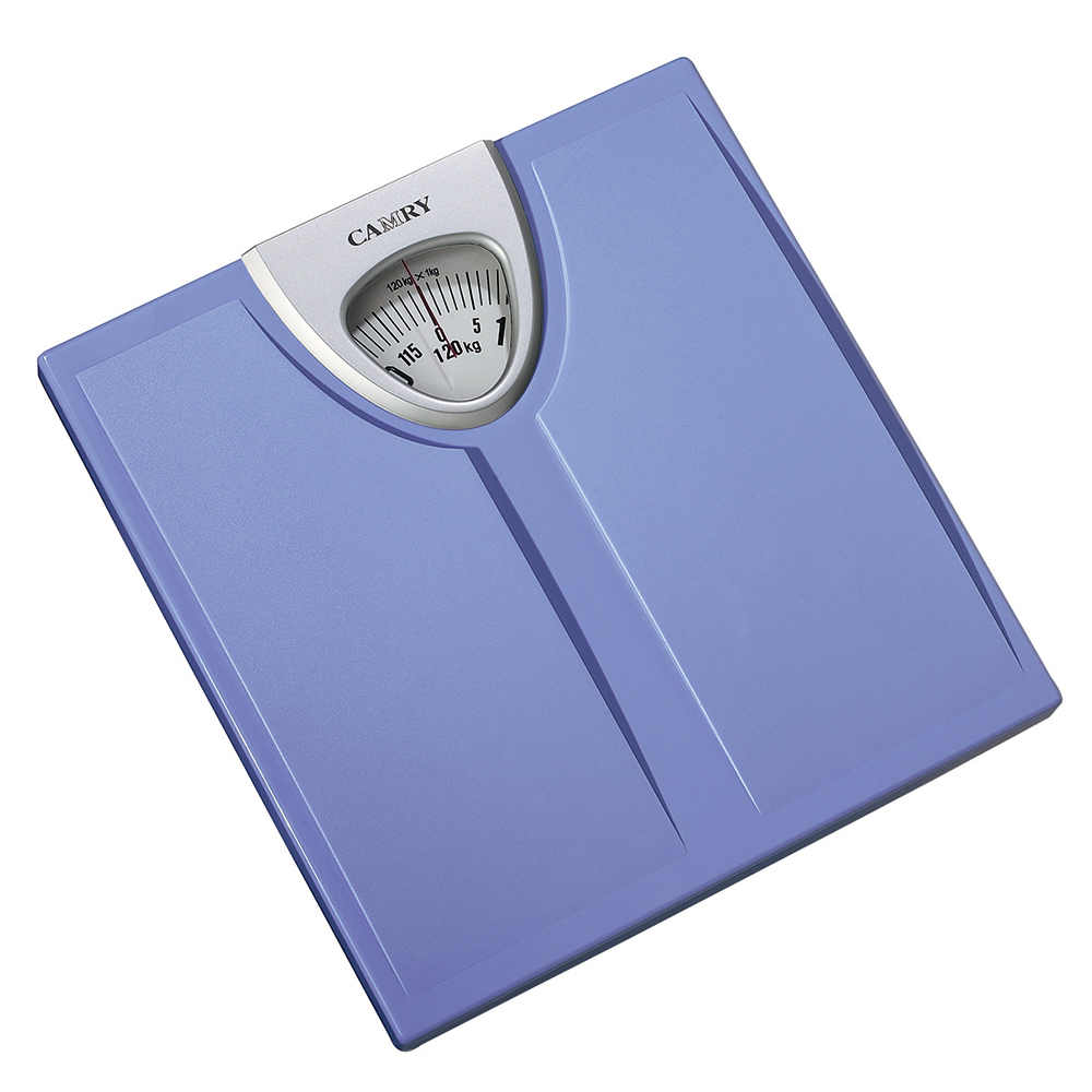 Camry Weight Scale Analog Body Weight Machine MultiColor Plastic Body