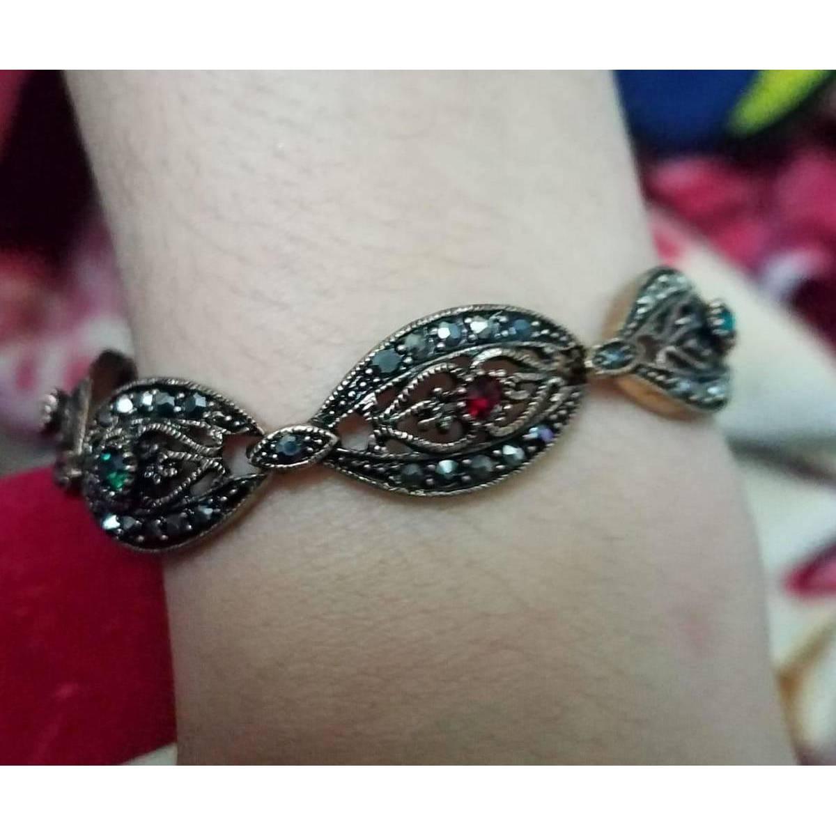 Turkish style bracelet fashion traditional bracelets for girls women trend 2020