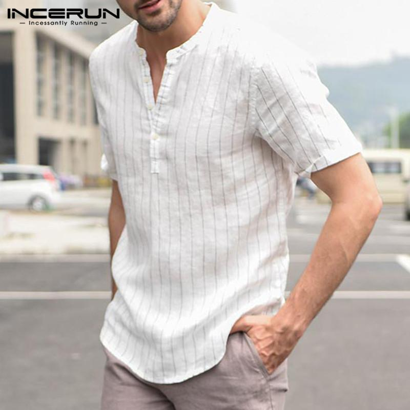 dee97eb936 Buy INCERUN Mens T-Shirts at Best Prices Online in Pakistan - daraz.pk
