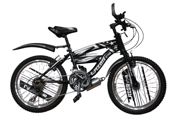 LAZER STAR 20 inch bicycle - for kids cycle - with 10 gears bike kids choice