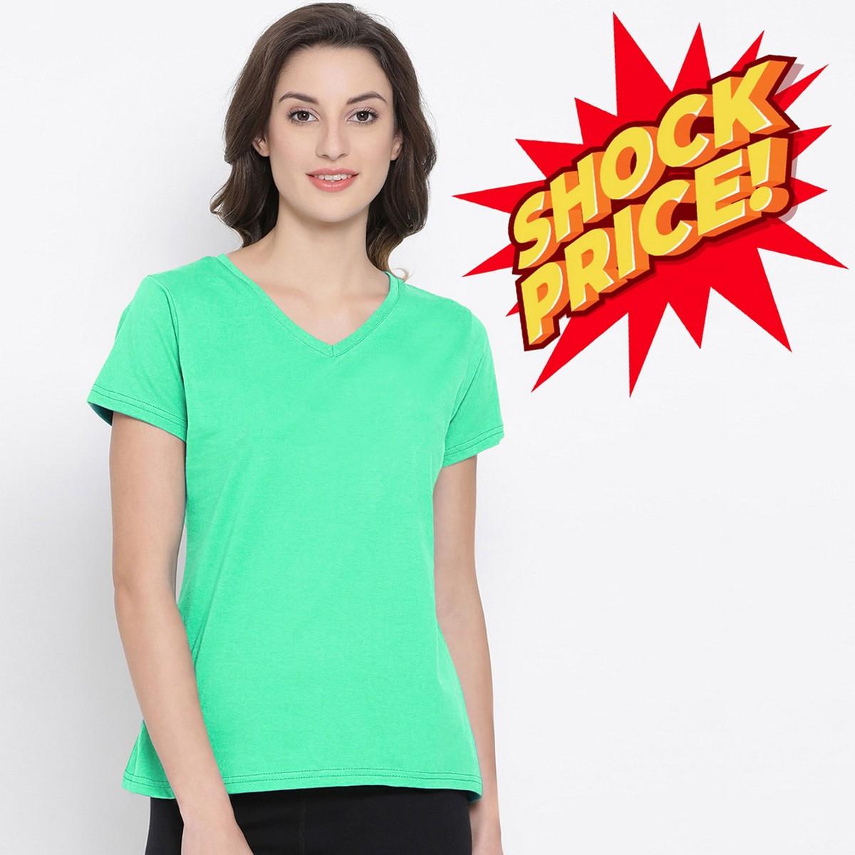 PA Women (BG-5-iv) V-Neck T-Shirt